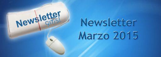 Newsletter Marzo 2015 copia