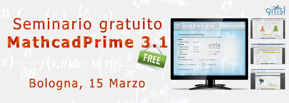 Mathcad_seminario-Bo-copia PTC Mathcad Prime: Seminario gratuito