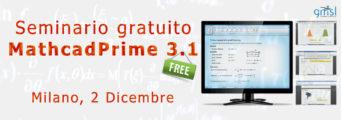 Mathcad_seminario-copia-341x120 PTC Mathcad Prime 3.1- Seminario gratuito. Milano, 2 Dicembre Eventi, Corsi, Workshop Magazine News