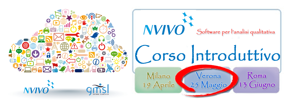 2017_05_NVivo-corso_VR NVivo - Corso Introduttivo. Verona, 25 Maggio 2017