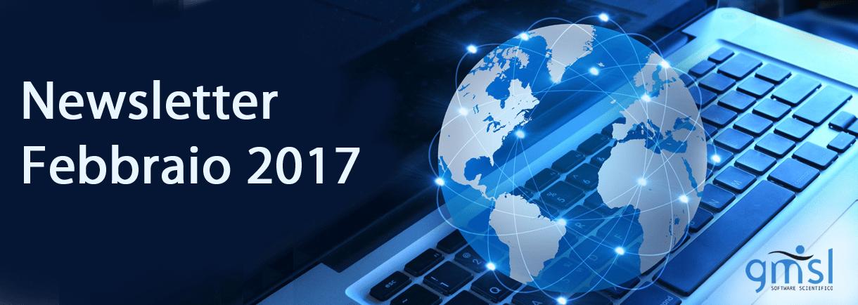 2017_Febbraio Newsletter Febbraio 2017