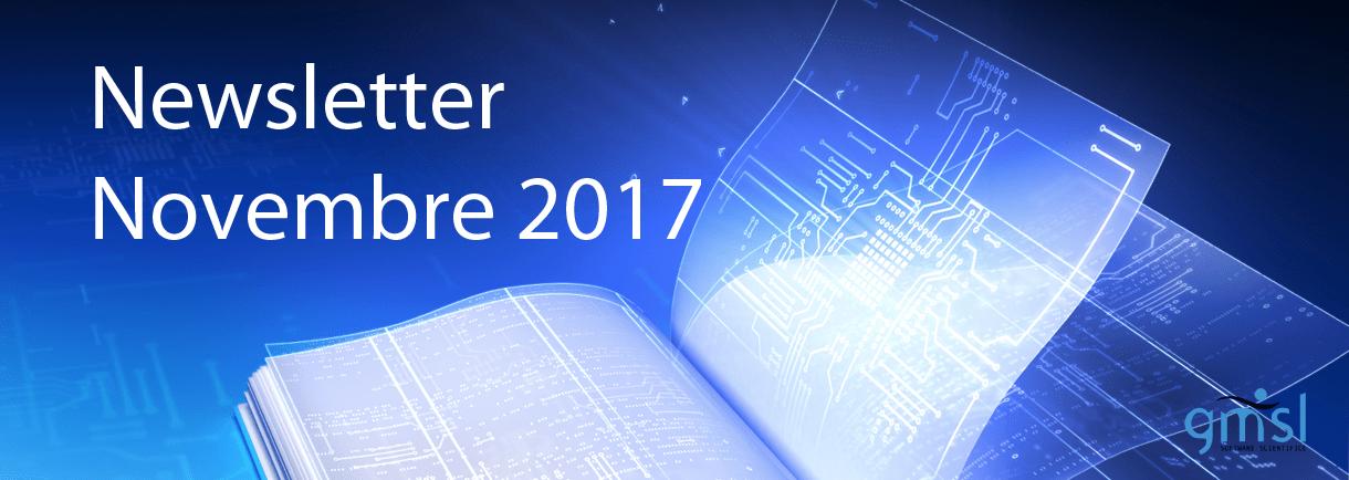 2017_Novembre Newsletter Novembre 2017