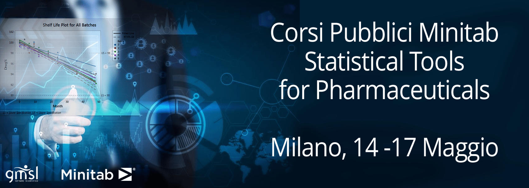 Corsi-Minitab-Pharma Minitab - Corsi Statistical Tools for Pharmaceuticals