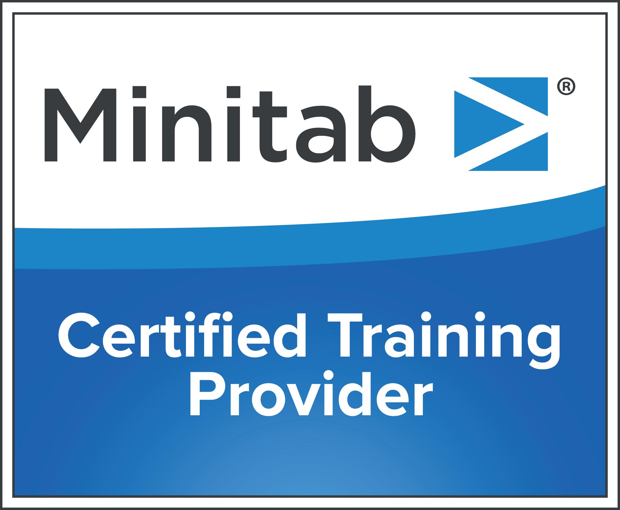 Minitab-Certified-Training-Provider-Logo Minitab® Statistical Software Analisi Dati, Statistica e Miglioramento continuo Brand News Minitab Minitab Suite News Prodotti Prodotti in primo piano Uncategorized