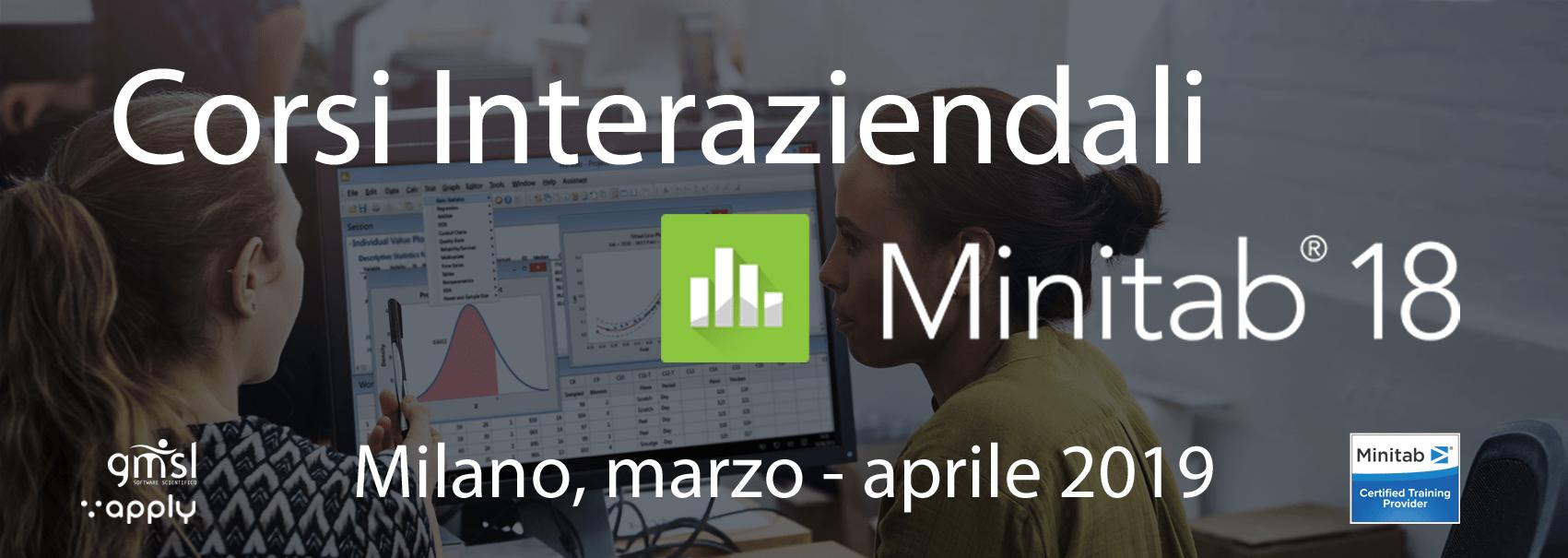 Corsi-Minitab_MI_03_2019 Minitab | Corsi Interaziendali