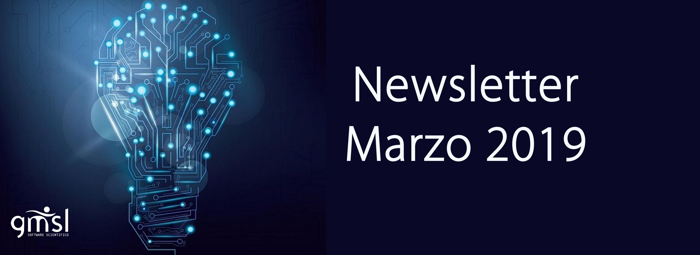 2019_Marzo InFormati con GMSL | Newsletter Marzo 2019 News