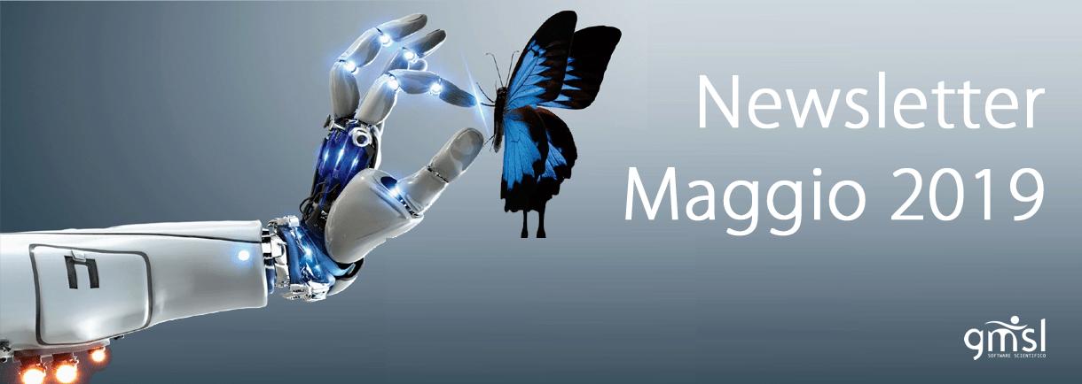 2019_Maggio Newsletter Maggio 2019
