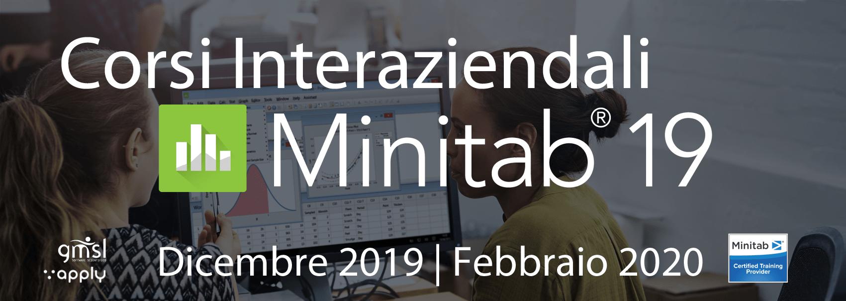 Corsi-Minitab_MI_2019_20 Minitab | Corsi Pubblici Interaziendali. Dicembre 2019 - Febbraio 2020