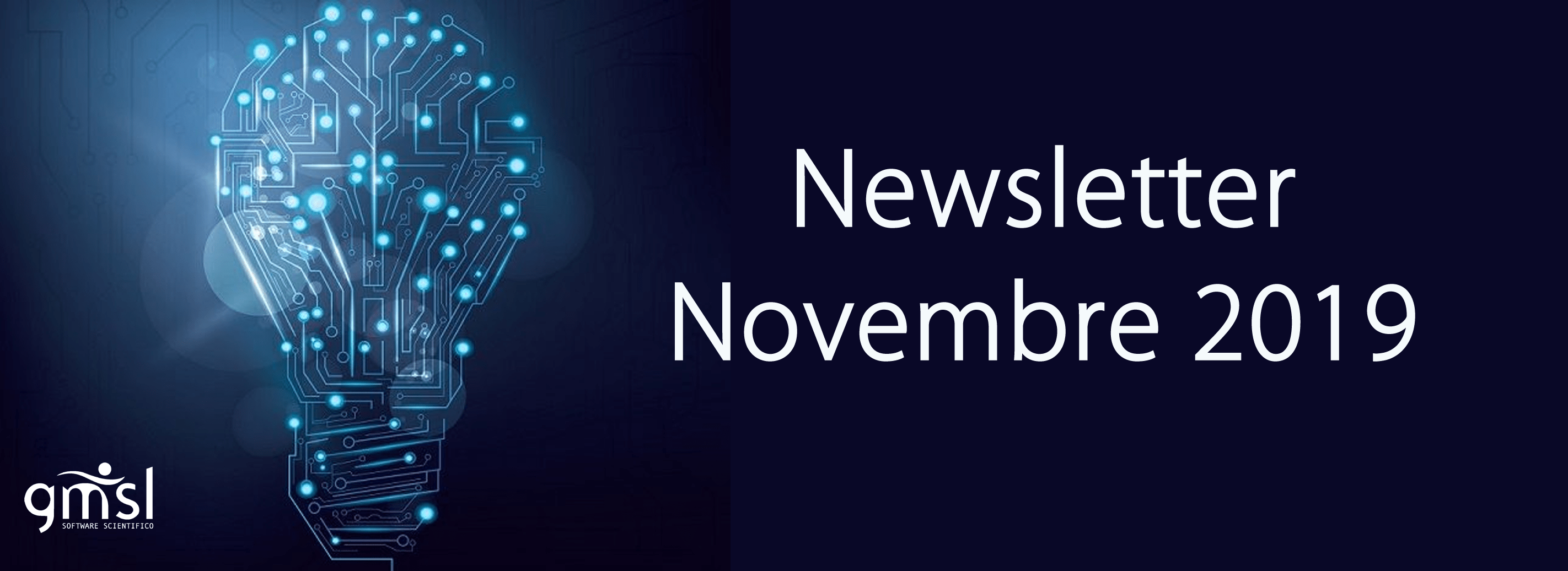 2019_Novembre Newsletter Novembre 2019