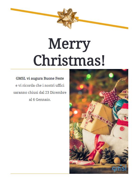 babbo Chiusura natalizia News