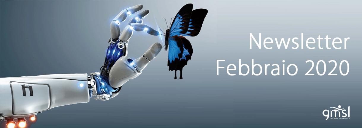 2020_Febbraio Newsletter Febbraio 2020