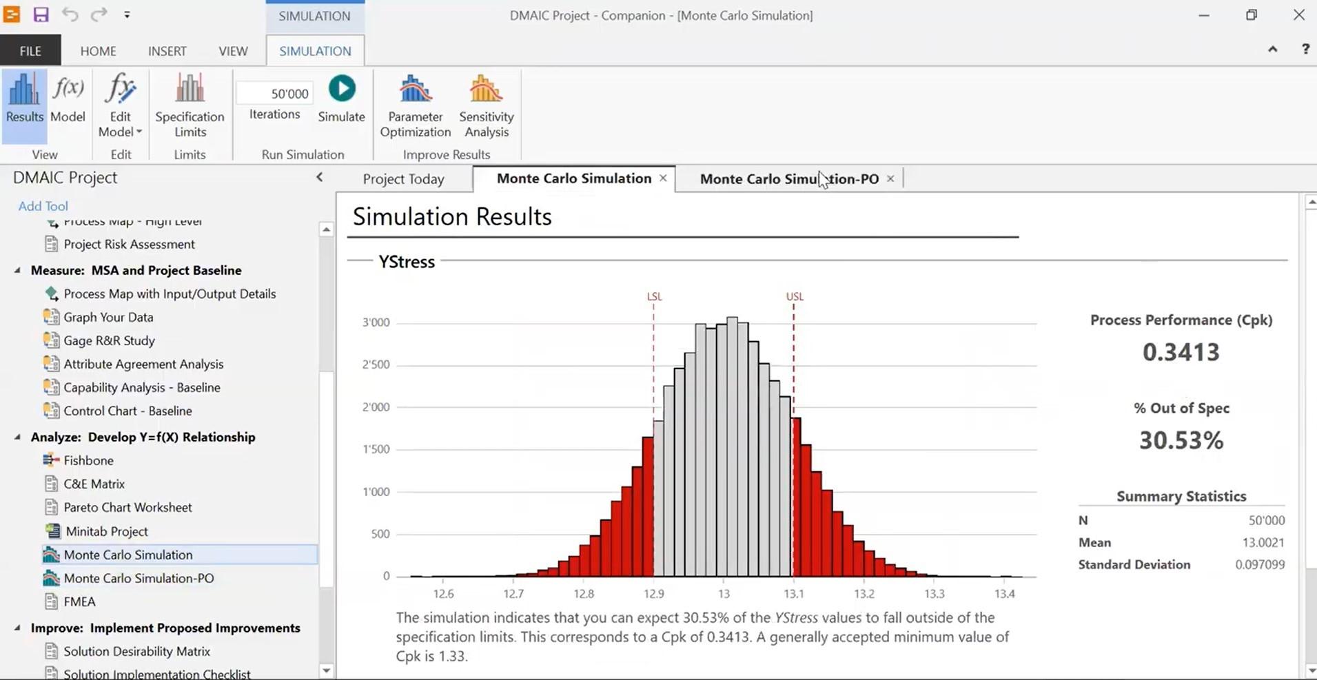 Webinar-Minitab_CbM Webinar | Analisi di processo e simulazioni Monte Carlo con Minitab & Companion