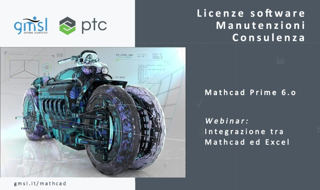 Webinar_Mathcad_Excel-1-1058x628 PTC Mathcad Prime | Webinar: Integrazione tra Mathcad & Excel